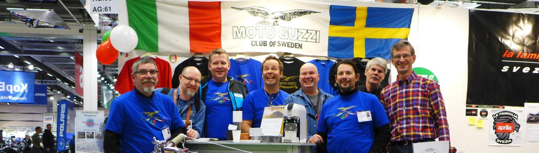Moto Guzzi Club of Sweden