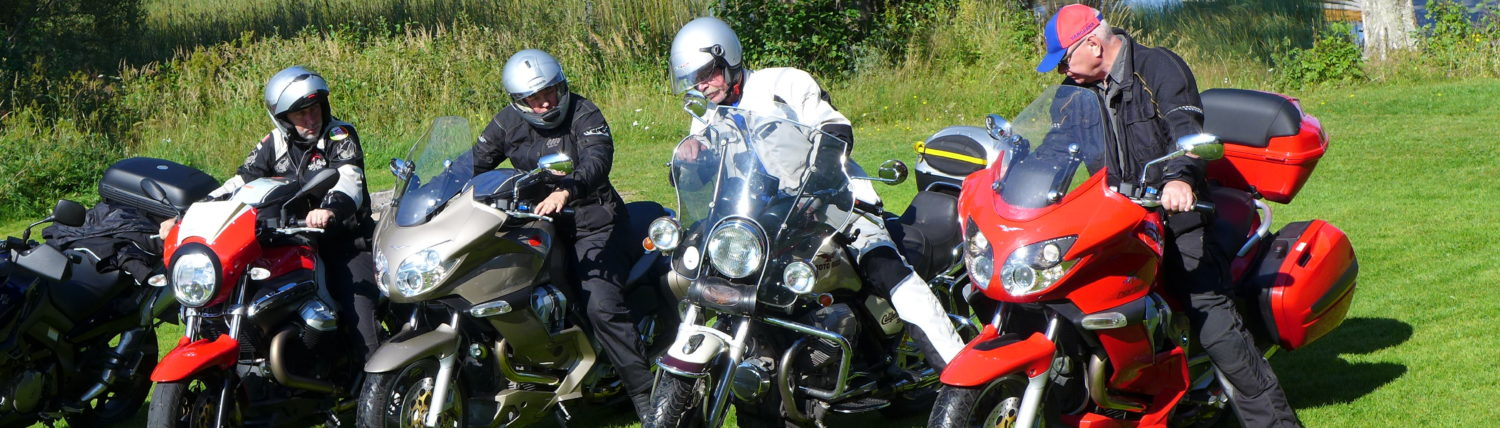 Moto Guzzi Club of Sweden